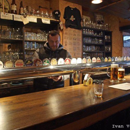 Музей пива в Праге (Prague beer museum)