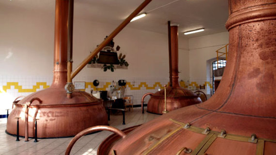 Пивоварни Чехии