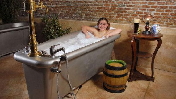 Пивные ванны