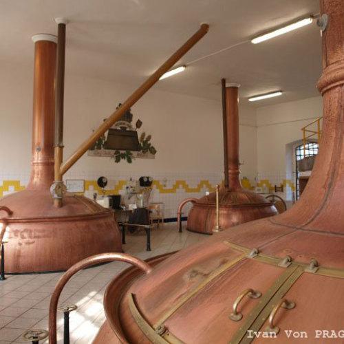 Жатецкая пивоварня