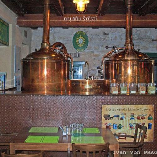 Пивоварня Жатец