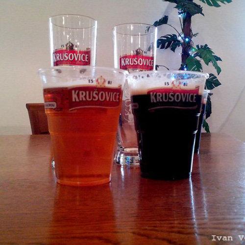 Крушовицкое пиво