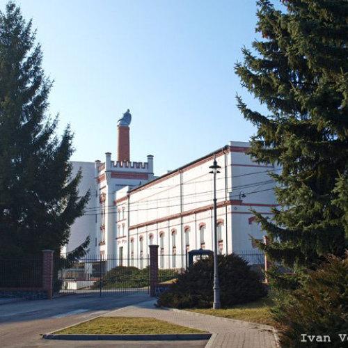 Пивоварня Велке Поповице