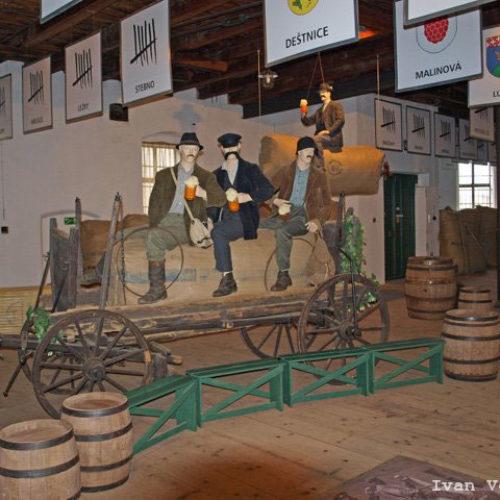 Музей хмеля в Жатце