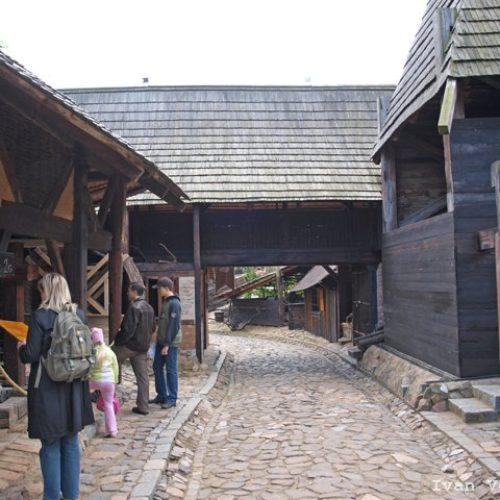 Деревня ремёсел Ботаникс