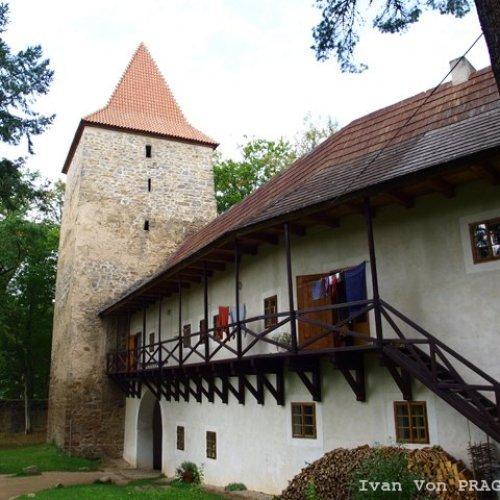 Крепость Звиков