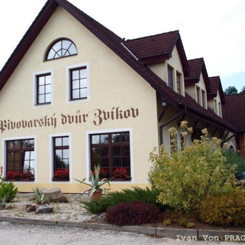 Пивоварский двор Звиков