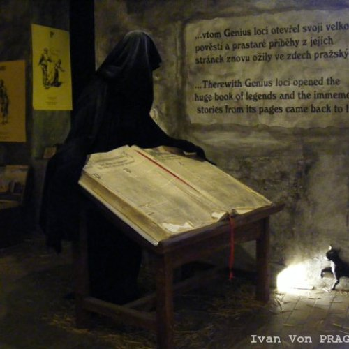 Пражский музей привидений