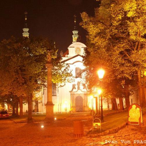 Вечерняя экскурсия Легенды Праги