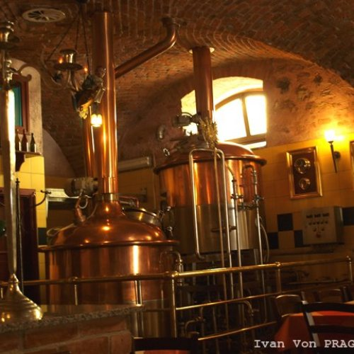 Пивоварня Св,Флориан