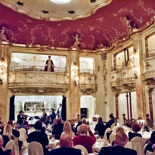 Ужин-концерт с Моцартом