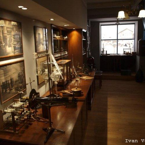 Лаборатория технолога Старопрамен