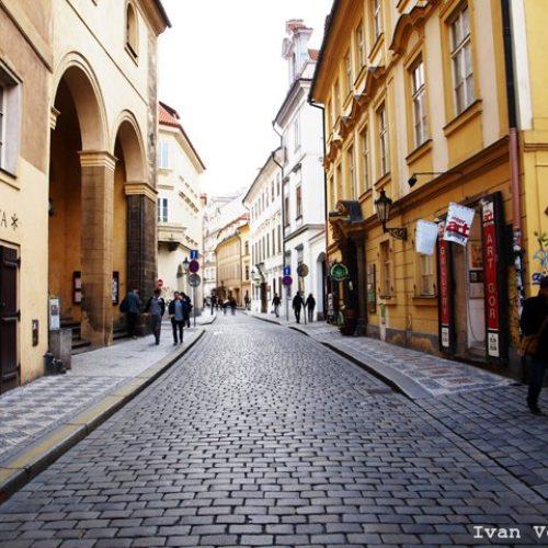 Прага нестандартная