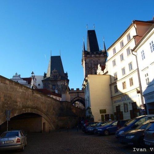 Прага проездом