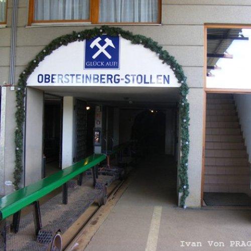 Соляная шахта около Зальцбурга