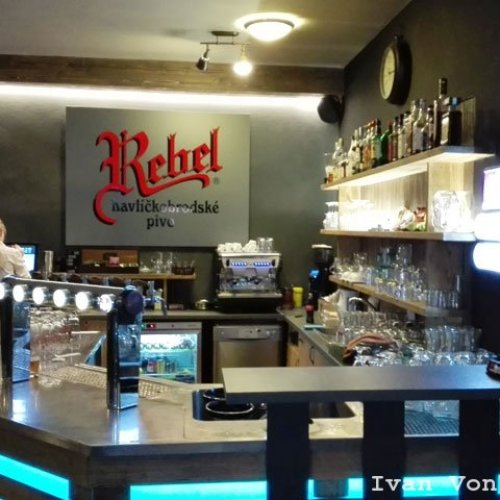 Rebel na Rynku - фирменный ресторан пивоварни Rebel