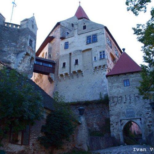 Крепость Пернштейн
