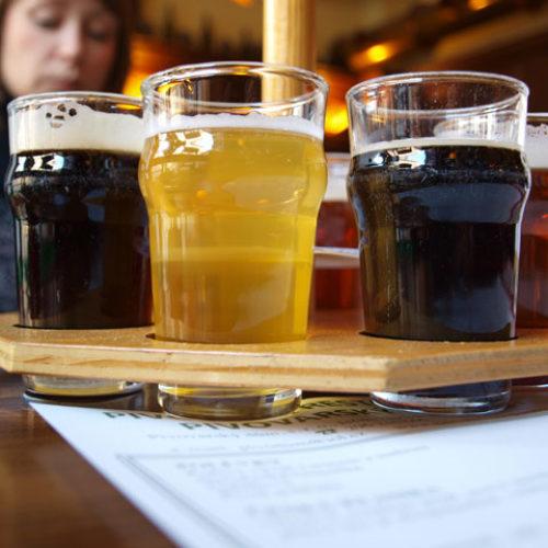 Цвета чешского пива